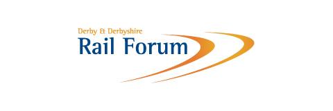 derby & derbyshire rail forum member logo